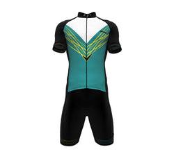 Aqua Scudopro Cycling Speedsuit for ManAqua Scudopro Cycling Speedsuit for Man