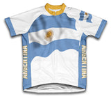 Argentina Flag Cycling Jersey for Men and Women