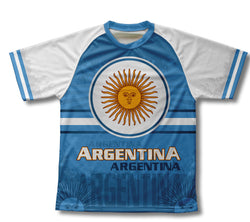 Argentina Technical T-Shirt for Men and Women