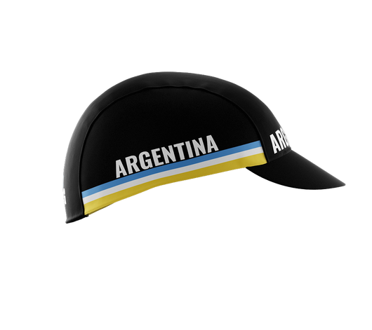 Argentina CODE Bike Cycling Cap | Road, Mtb or Running