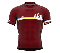 Argentina Vine CODE Short Sleeve Cycling PRO Jersey for Men and WomenArgentina Vine CODE Short Sleeve Cycling PRO Jersey for Men and Women