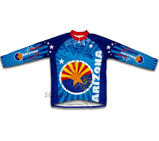 Arizona Winter Thermal Cycling Jersey