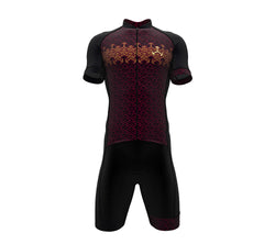Arrows Red Scudopro Cycling Speedsuit for ManArrows Red Scudopro Cycling Speedsuit for Man