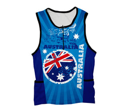 Australia Triathlon Top