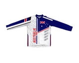 Australia ScudoPro Cycling Jersey Long Sleeve