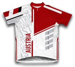 Austria ScudoPro Cycling Jersey