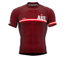 Austria Vine CODE Short Sleeve Cycling PRO Jersey for Men and WomenAustria Vine CODE Short Sleeve Cycling PRO Jersey for Men and Women