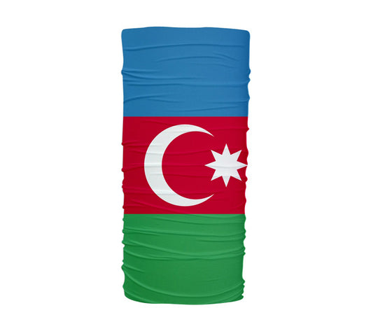 Azerbaijan Flag Multifunctional UV Protection Headband
