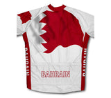 Bahrain Flag Cycling Jersey for Men and Women
