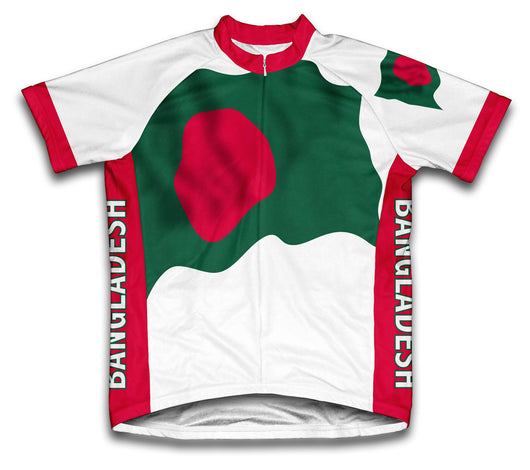 Bangladesh Flag Cycling Jersey for Men and Women