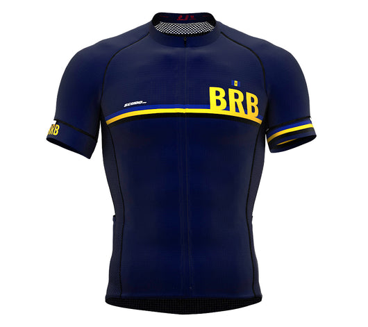 Barbados Blue CODE Short Sleeve Cycling PRO Jersey for Men and WomenBarbados Blue CODE Short Sleeve Cycling PRO Jersey for Men and Women