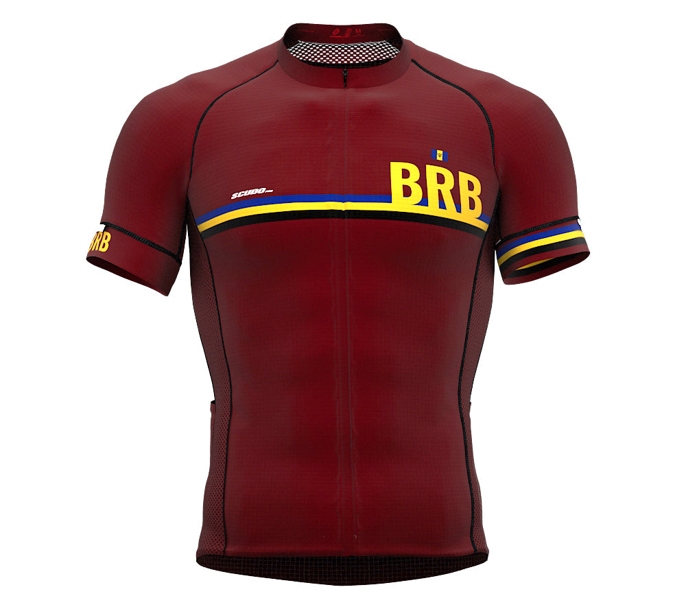 Barbados Vine CODE Short Sleeve Cycling PRO Jersey for Men and WomenBarbados Vine CODE Short Sleeve Cycling PRO Jersey for Men and Women