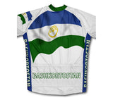 Bashkortostan Flag Cycling Jersey for Men and Women