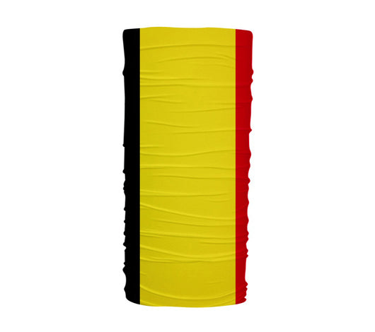 Belgium Flag Multifunctional UV Protection Headband