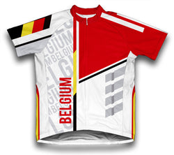 Belgium ScudoPro Cycling Jersey