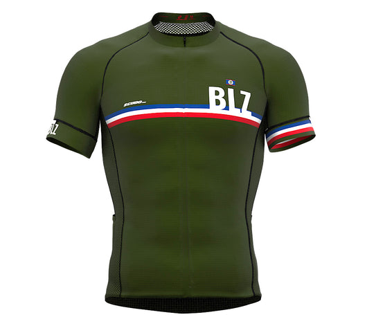 Belize Green CODE Short Sleeve Cycling PRO Jersey for Men and WomenBelize Green CODE Short Sleeve Cycling PRO Jersey for Men and Women