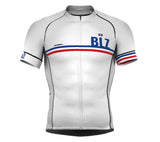 Belize White CODE Short Sleeve Cycling PRO Jersey for Men and WomenBelize White CODE Short Sleeve Cycling PRO Jersey for Men and Women