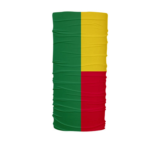 Benin Flag Multifunctional UV Protection Headband