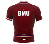 Bermuda Vine CODE Short Sleeve Cycling PRO Jersey for Men and Women