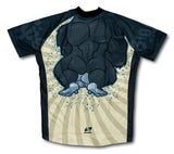 Big Ape Short Sleeve Cycling Jersey for Men and Women