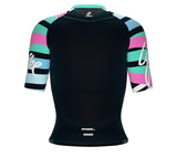 Scudopro Pro-Elite Short Sleeve Cycling Pro Fit Jersey Bike Life for Women
