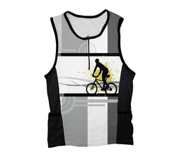 Biker Line Triathlon Top