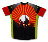 Biker that never sleeps Short Sleeve Cycling Jersey for Men and Women
