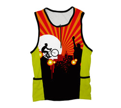 Biker that never sleeps Triathlon Top