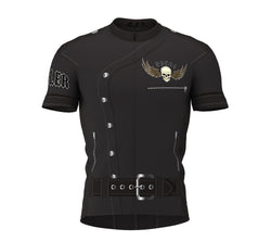 Bikier Wings Cycling Jersey for Men and Women