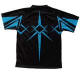 Blue Jet Technical T-Shirt for Men and Women