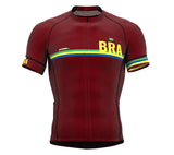 Brasil Vine CODE Short Sleeve Cycling PRO Jersey for Men and WomenBrasil Vine CODE Short Sleeve Cycling PRO Jersey for Men and Women