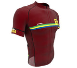 Brasil Vine CODE Short Sleeve Cycling PRO Jersey for Men and Women