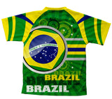 Brazil Technical T-Shirt for Men and Women