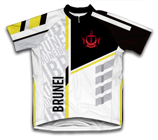 Brunei ScudoPro Cycling Jersey for Men and Women