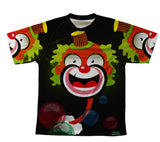 Bubbly Clown Technical T-Shirt for Men and Women