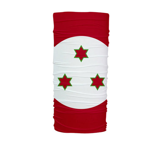 Burundi Flag Multifunctional UV Protection Headband