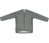 Camo Winter Thermal Cycling Jersey