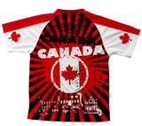 Canada Technical T-Shirt for Men and Women
