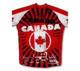 Canada Winter Thermal Cycling Jersey