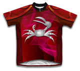 Cancer Short Sleeve Cycling Jersey for Men and Women