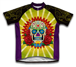 Catrina Short Sleeve Cycling Jersey for Men and Women