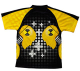Caution Crashers Technical T-Shirt for Men and Women