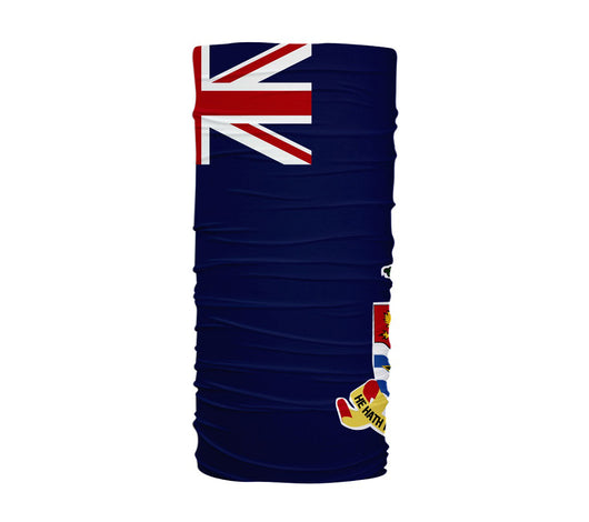 Cayman Islands Flag Multifunctional UV Protection Headband