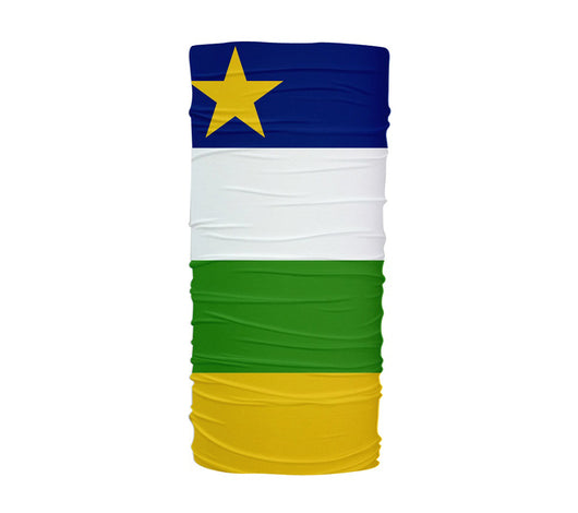Central African Republic Flag Multifunctional UV Protection Headband