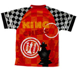 Chess King Technical T-Shirt for Men and Women
