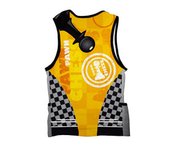 Chess Pawn Triathlon Top