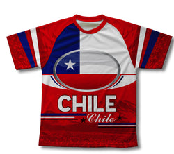 Chile Technical T-Shirt for Men and Women