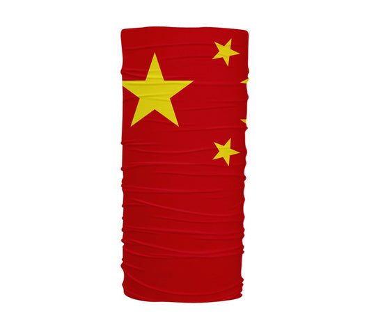 China Flag Multifunctional UV Protection Headband