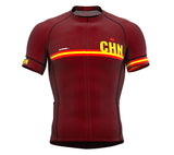 China Vine CODE Short Sleeve Cycling PRO Jersey for Men and WomenChina Vine CODE Short Sleeve Cycling PRO Jersey for Men and Women