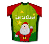 Christmas Santa Winter Thermal Cycling Jersey